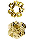 Конструктор головоломка квадратныйNeocube неокуб 216 неодимовых кубиков по 5 мм в боксе магнитный (тетракуб), фото 8