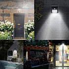 [ОПТ] Светильник с датчиком движения и солнечной панелью, фото 3