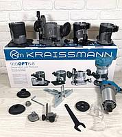 Фрезер  KRAISSMANN 910 OFT 6-8(4 базы ,цанги 6 и 8)