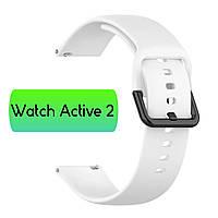 Ремешок для Galaxy Watch Active 2 White