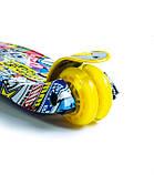 ДИтячий самокат  Детский самокат MAXI Inscription, фото 4