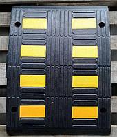 Лежачий полицейский основной элемент ЛП650х500х52