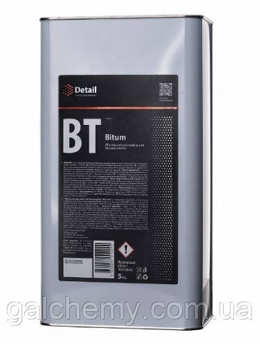 "Антибітум Detail BT ""Bitum"" (5 л) ТМ  Grass"