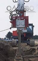 Вибропогружатель OVR S-80