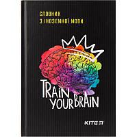 Словарь для иностранного языка, 60 листов, Brain