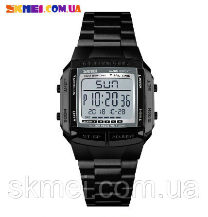 Годинник Skmei 1381 (Black)