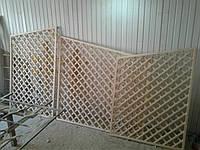 Декоративная решетка (пергола)