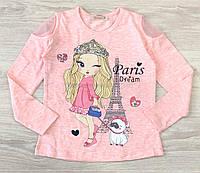"""Реглан на девочку Breeze """"Paris"""", фото 1"""