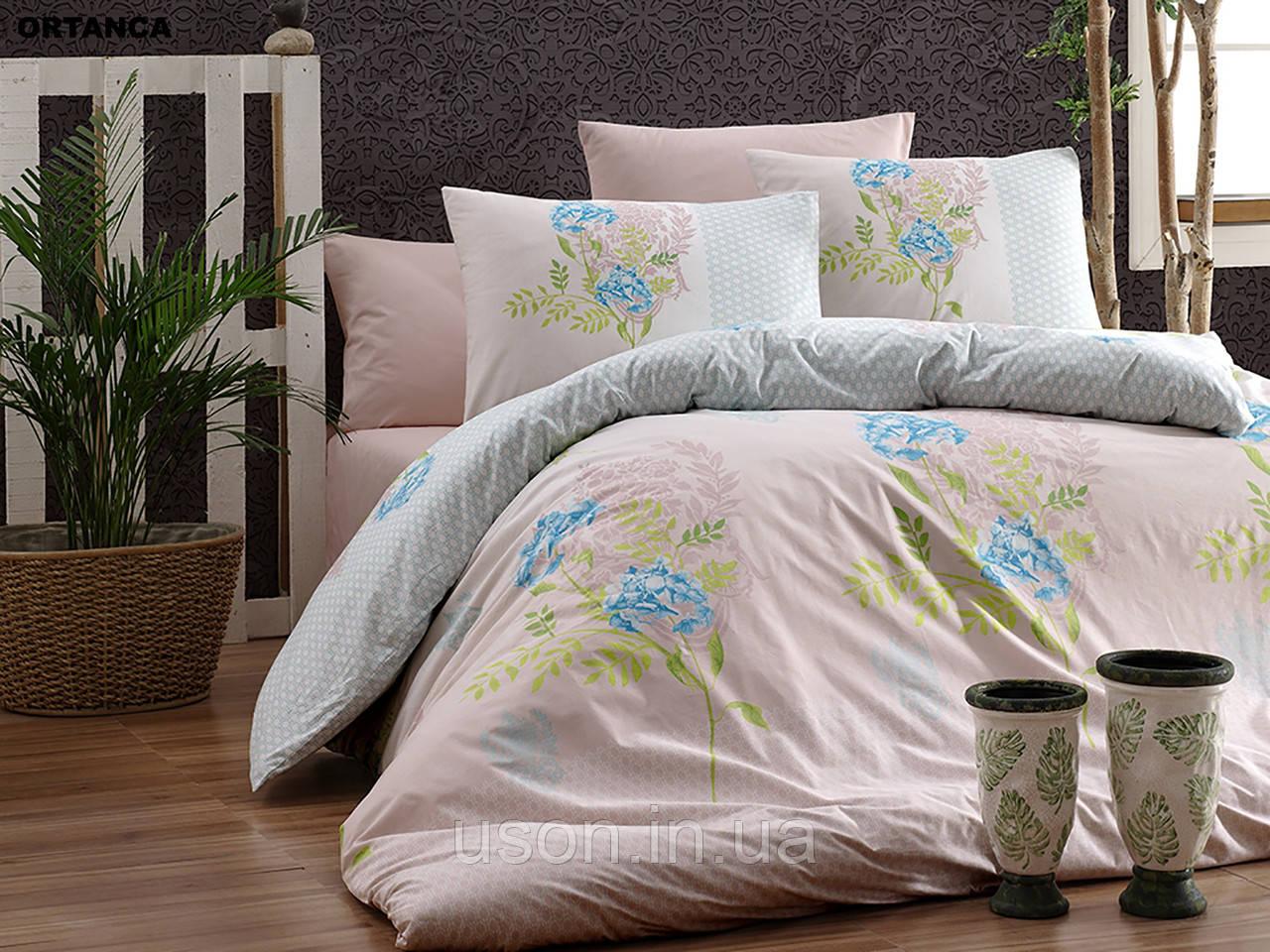 Комплект постельного белья TM First Choice ранфорс  Ortanca