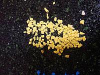 EPDM крошка желтая, фото 1