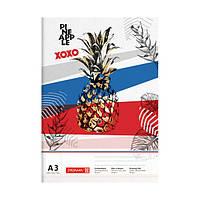 Альбом для рисования Pineapple  А3 20 лист. 100 г/м2
