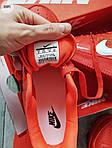 Мужские кроссовки Nike Air Force Low Red (328PL), фото 3
