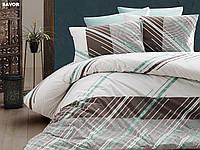 Комплект постельного белья TM First Choice ранфорс   Savor