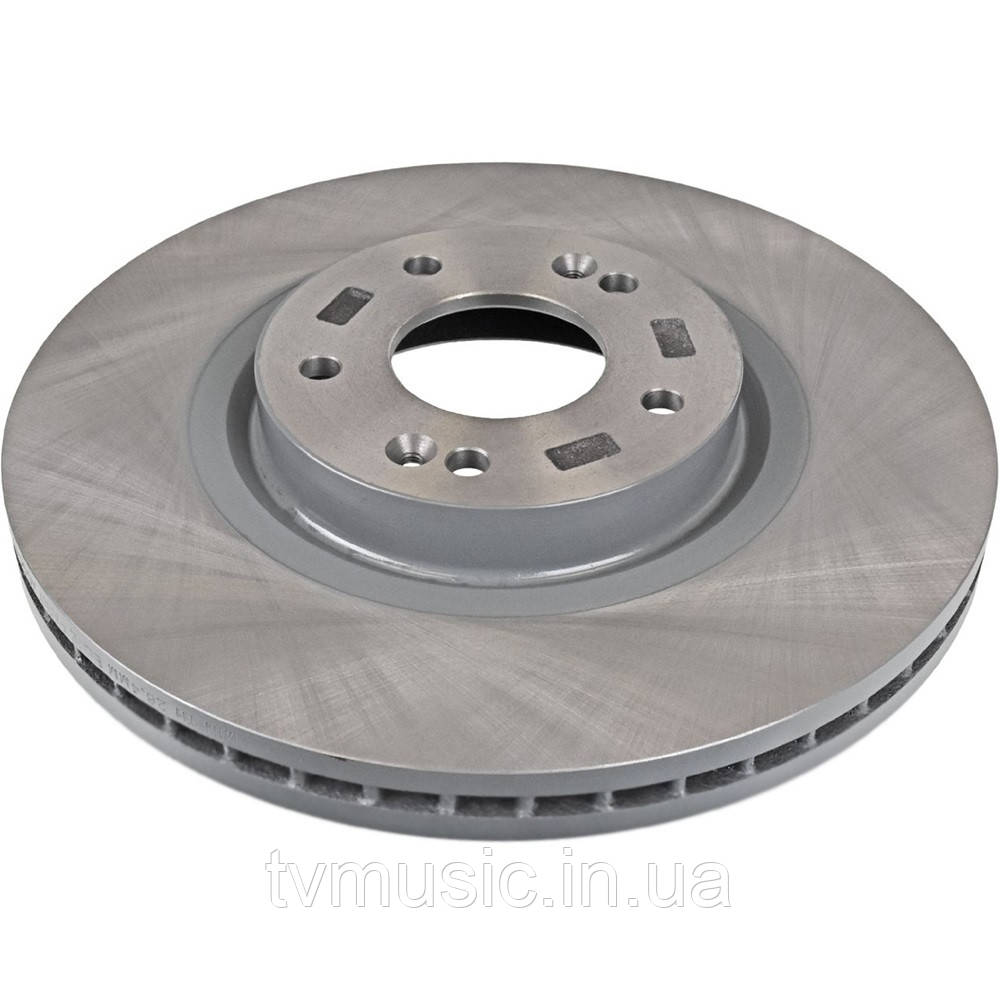 Тормозной диск BluePrint ADG043157