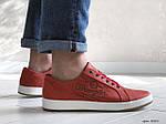 Мужские кроссовки Wrangler (теракотовые) 9089, фото 5