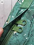 Рюкзак шведской марки  Kanken Fjallraven (зеленый) 335KN, фото 4