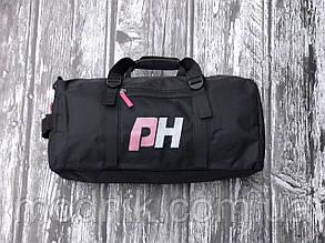 Спортивна сумка PH УНІСЕКС (чорна) 1249