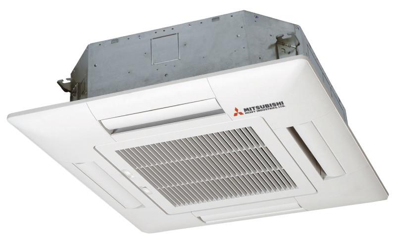 Кондиционер кассетный Mitsubishi Heavy Industries FDTC35VF