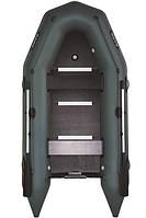Четырехместная моторная надувная лодка Bark (Барк) BT 330SD (с жестким дном и надувным кильсоном)