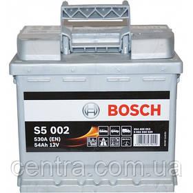 Автомобильный аккумулятор Bosch 6CT-54 S5 (S5 002)