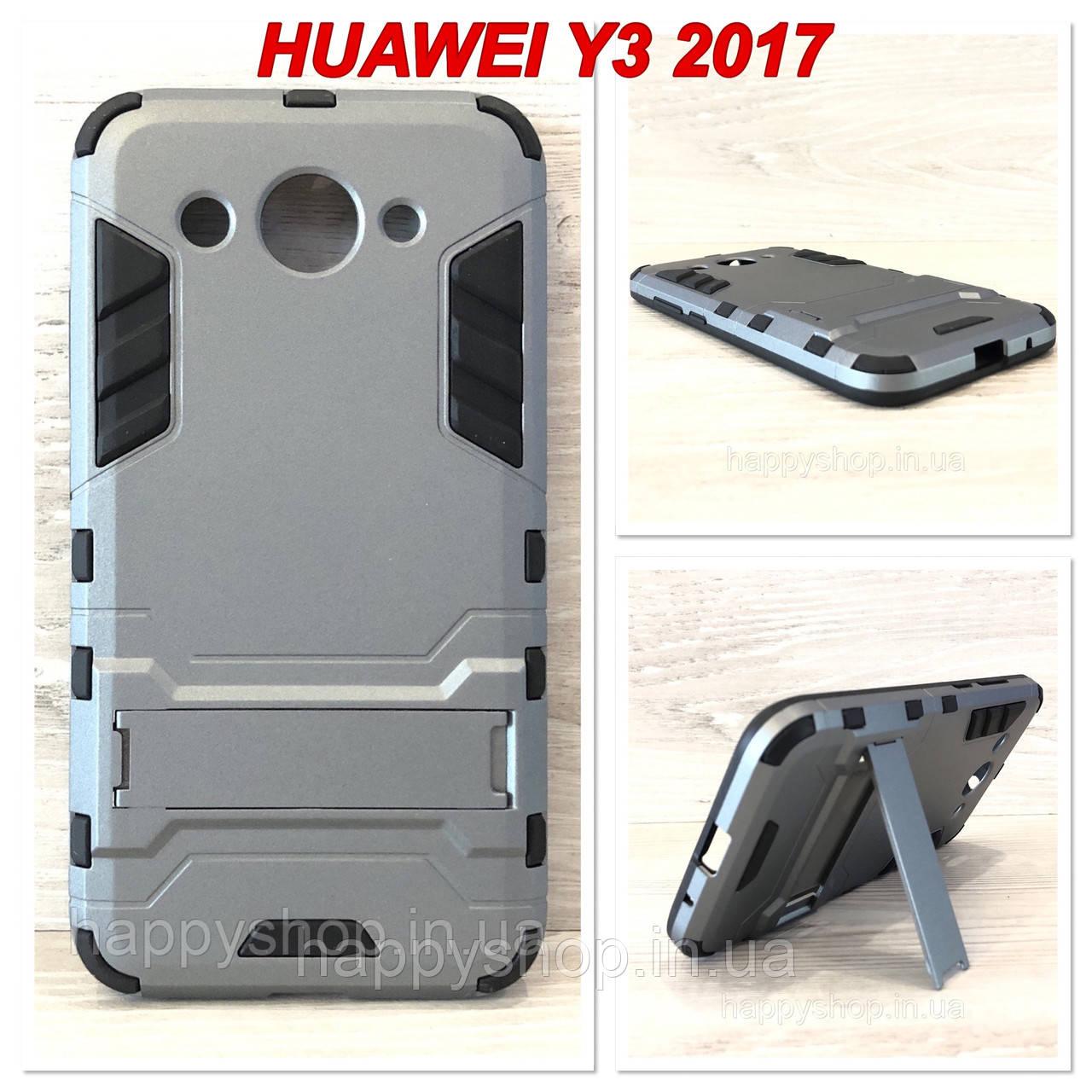 Пластиковый чехол Honor для Huawei Y3 2017