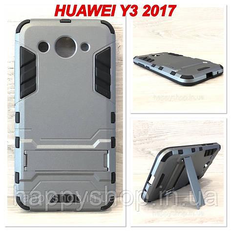 Пластиковый чехол Honor для Huawei Y3 2017, фото 2