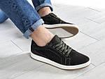 Чоловічі кросівки Wrangler (темно-зелені) 9086, фото 4