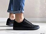 Чоловічі кросівки Wrangler (чорні) 9087, фото 2