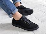 Чоловічі кросівки Wrangler (чорні) 9087, фото 4