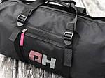 Спортивна сумка PH УНІСЕКС (чорна) 1249, фото 3