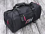 Спортивна сумка PH УНІСЕКС (чорна) 1249, фото 4