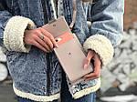 Жіноча сумка-гаманець (бежева) 1245, фото 4