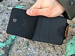 Мужской кошелек Орел (коричневый) 1237, фото 3