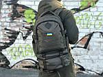 Чоловічий військовий оксфорд, якісний рюкзак (хакі) 1231, фото 4