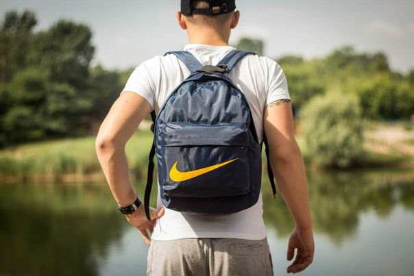Рюкзак спортивный, модный, удобный