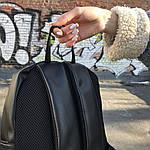 Жіночий рюкзак міський Calvin Klein (чорний) 1230, фото 4