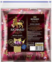 Чай ягодно - травяной Richard Royal Grape, 50 пак