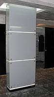 Стеклянный декор (колонна)