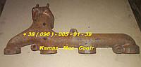 740.1008023 Коллектор КАМАЗ выпускной  Ст / Обр   ( ОАО КАМАЗ )