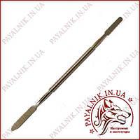 Стоматологическая лопатка шпатель прямая