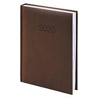 Ежедневник карманный датированный BRUNNEN 2020 Torino, Коричневый
