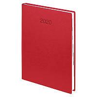 Ежедневник датированный BRUNNEN 2020, Стандарт Flex, Коралловый