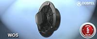 Вентилятор DOSPEL WOS 250 промышленный вытяжной осевой (круглый корпус), Евросоюз, Польша