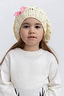 Шапка детская 126R006 цвет Лимонный