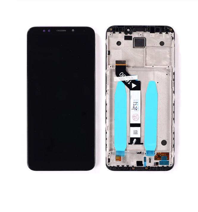 Дисплей Xiaomi Original для Redmi 5 Plus с сенсором Black (DX0637)