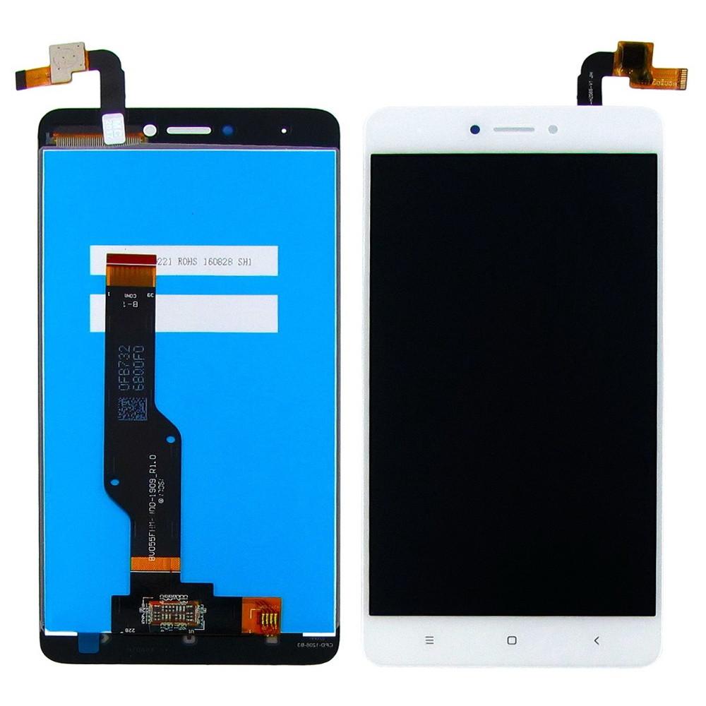 Дисплей Xiaomi для Redmi Note 4X с сенсором White (DX0645-1)
