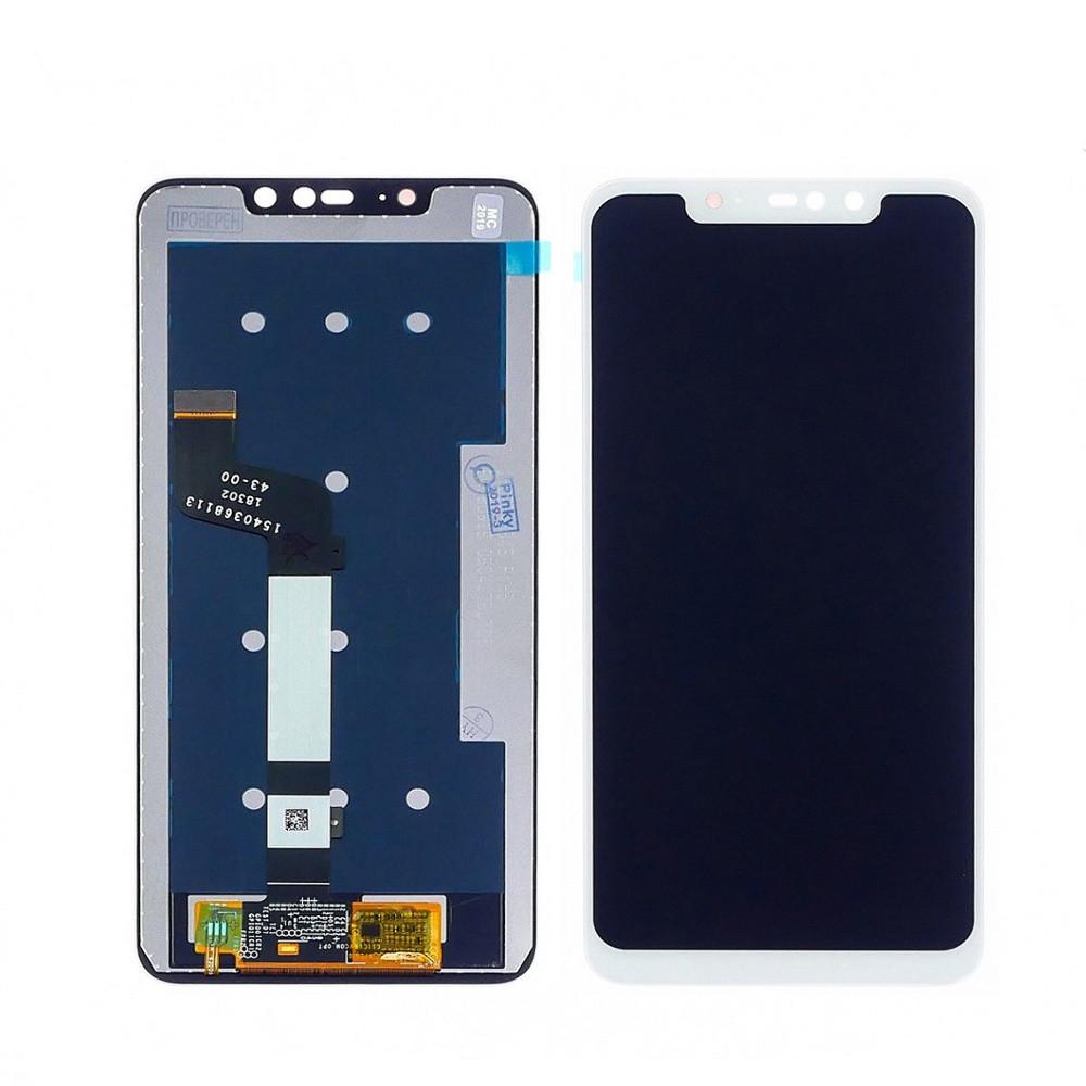 Дисплей Xiaomi для Redmi Note 6 Pro с сенсором White (DX0650-1)