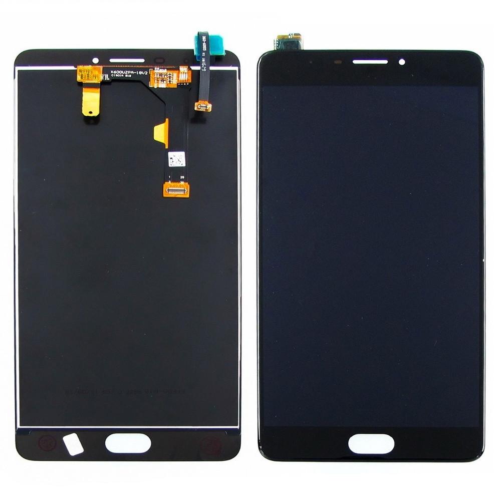 Дисплей для Meizu M3 Max S685 с сенсором Черный (DH0723)