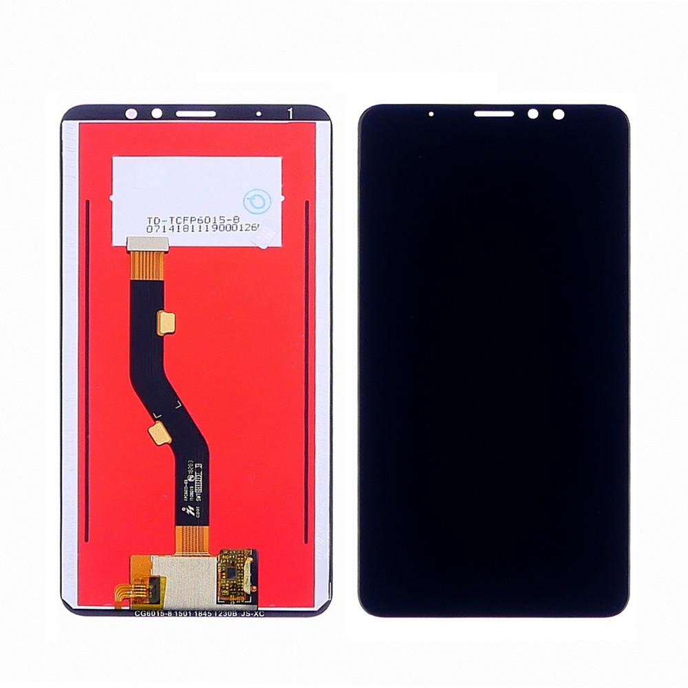 Дисплей для Meizu M8 Note M822 с сенсором Черный (DH0738)