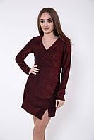 Платье женское 115R359 цвет Красный